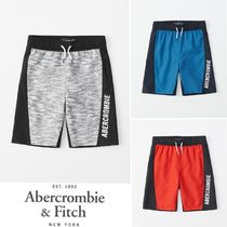 Abercrombie&Fitch*国内発送(追跡有)送関込*Logoボードショーツ