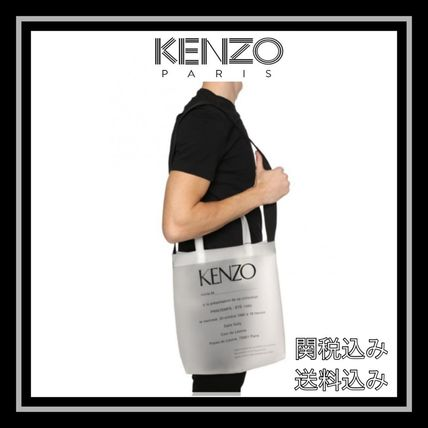 KENZO★クリアーバッグ