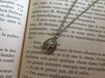 Paris Medaille Miraculeuse(奇跡のメダイ) ネックレス・ペンダント *奇跡のメダイ教会*シルバーネックレス(チェーン付き)