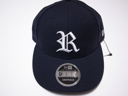 19SS RHC ロンハーマン New era for RHC Cap R LOGO NAVY