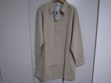 19SS RHC ロンハーマン Champion for RHC COAT BEIGE S