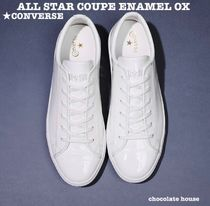 限定【CONVERSE】ALL STAR COUPE ENAMEL OX クップ エナメル