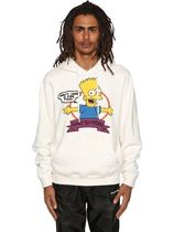 【OFF-WHITE】OFF-WHITE x SIMPSONS BART HOODIE / WHITE