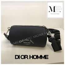 【DIOR HOMME】ショルダーバッグ♪《Roller》◆3色◆追跡付