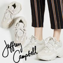 Jeffrey Campbell☆新作ダッドスニーカーHotline Dad Sneakers