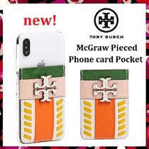 セール 新作 Tory Burch McGraw Pieced Phone Card Pocket