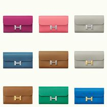 【HERMES】長財布 CONCETANCE Evercolor
