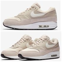 日本完売クリームカラー☆NIKE☆ AIR MAX 1 String/Light Cream