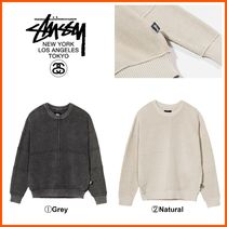 最新作!! ☆STUSSY☆ LOU INSIDE OUT SWEATER
