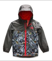 【THE NORTH FACE】アメリカ新作☆キッズZIPLINE RAIN JACKET