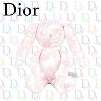 19SS《Dior》TOILE DE JOUY ぬいぐるみ ウサギ ピンク