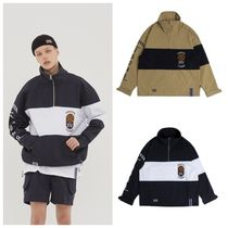 日本未入荷ROMANTIC CROWNの10th Forever Young Anorak 全2色