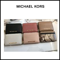 【Michael Kors】JET SET TRAVEL カード/コインケース