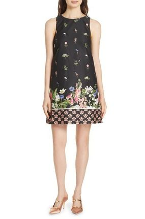 Ted Baker ★ワンピース Millaa Florence Shift Dress
