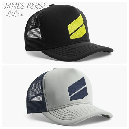 JAMES PERSE キャップ JAMES PERSE☆SCUBA GRAPHIC TRUCKER HAT キャップ ... 32eb8256fe2