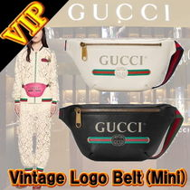"◆◆VIP◆◆ GUCCI  ""Vintage Logo"" Belt & Sholder 2Way (Mini)"