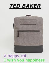 TED BAKER(テッドベーカー) バックパック・リュック Ted Baker Kingzヌバックバックパック