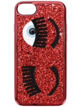 CHIARA FERRAGNI Blinking Eyes iPhone 8 ケース