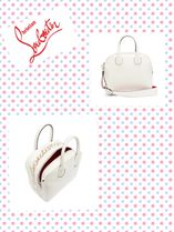 ChristianLouboutin/Marie Jane leather bag