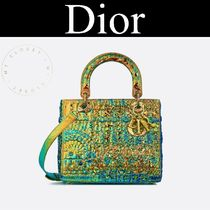Dior 限定 Lady Dior Art × Pae White バッグ ロゴ チャーム