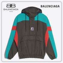 【BALENCIAGA(バレンシアガ)】OVERSIZED HIGHNECK SWEATER
