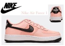 ☆大人気☆大人OK!Nike Air Force 1 'Valentines Day' Coral