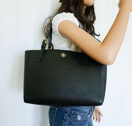 Tory Burch(トリーバーチ) EMERSON SMALL BUCKLE TOTE BAG