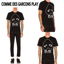 COMME DES GARCONS PLAY  Inverted Heart Logo T-Shirt