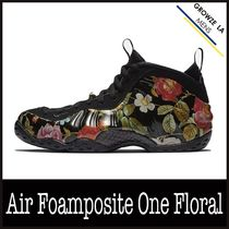 ★【NIKE】追跡発 ナイキ Air Foamposite One Floral