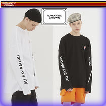 【ROMANTIC CROWN】10th All Day Long Sleeve/追跡付/ペアルック