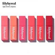[韓国]lilybyred♡BLOODY LIAR COATING TINT(6color)