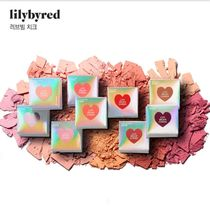 [韓国]lilybyred♡LUV BEAN CHEEK (9color)