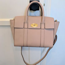 Mulberry★19SS BAYSWATER Small クラシックグレイン Rosewater
