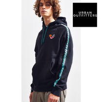 URBAN OUTFITTERS★オールスターサイドテープフーディー
