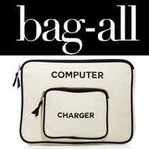 Bag-all ☆US発girl'sパソコンケース☆charger pocket付