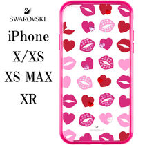 SWAROVSKI Lovely Smartphone Case with integrated Bumper