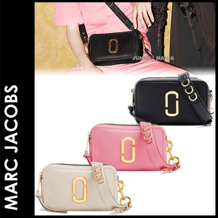 MARC JACOBS ショルダーバッグ・ポシェット ★追跡&関税込【MARC  JACOBS】The Softshot The 21