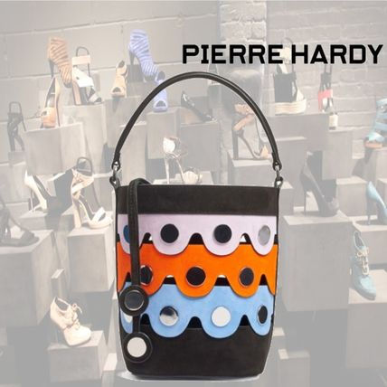 Pierre Hardy バッグ・カバンその他 【19SS】VERY3月/タキマキ着用★PENNY SAC BUCKET