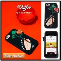 Valfre☆LOVELY BUT DEADLY 3D iPhone CASE 送料関税込 赤いバラ