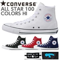 【CONVERSE】ALL STAR 100 COLORS HI オールスター カラーズ