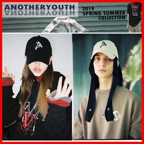 ☆韓国の人気☆【ANOTHERYOUTH】☆A Ball Cap☆2色☆