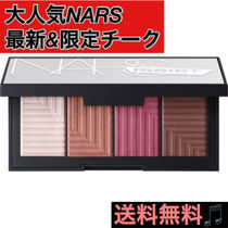 NARS★最新&限定チークNARSissist Dual Intensity Cheek Palett