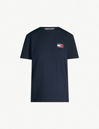 Tommy Hilfiger Tシャツ・カットソー 【Tommy Jeans】フラッグロゴ プリントTシャツ (関税送料込)(2)