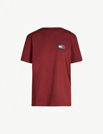 Tommy Hilfiger Tシャツ・カットソー 【Tommy Jeans】フラッグロゴ プリントTシャツ (関税送料込)(12)