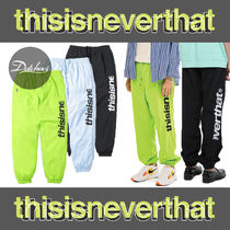 (( thisisneverthat )) HSP Warm Up Pant NE194