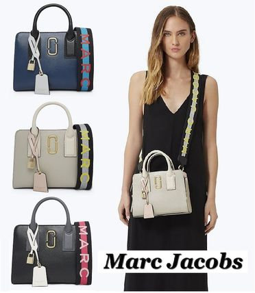 MARC JACOBS ハンドバッグ 【関税/追跡付】 ★MARC JACOBS★人気のLittle Big shot バッグ