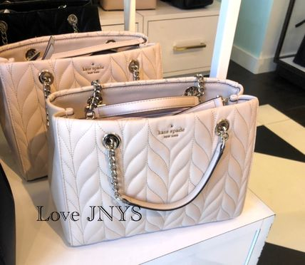 kate spade new york ショルダーバッグ・ポシェット 3-5日着可☆kate spade☆meena★briar lane quilted★2WAY
