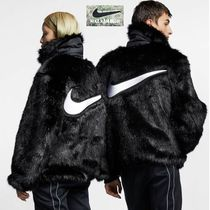 入手困難アイテムNike x Ambush Reversible Faux Fur Coat