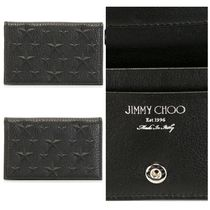 【New 大注目】JIMMY CHOO BELSIZE WALLET