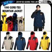 [THE NORTH FACE] ★ 19's NEW★ M'S GTX MOUNTAIN JACKET